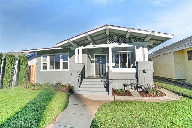 4404 S Wilton Place, Los Angeles, CA 90062