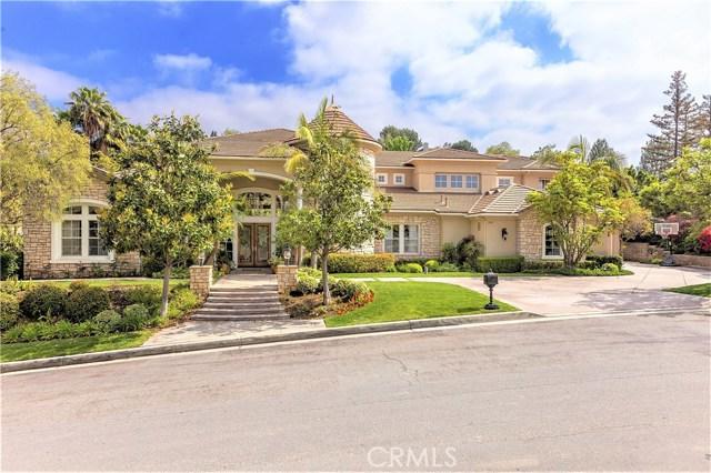 5100 E Copa De Oro Drive, Anaheim Hills, CA 92807