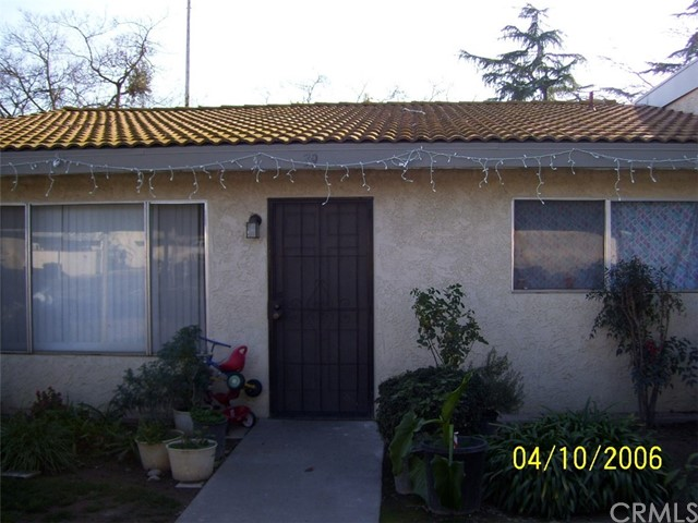 125 S. GRANDA DRIVE #39, Madera, CA 93637