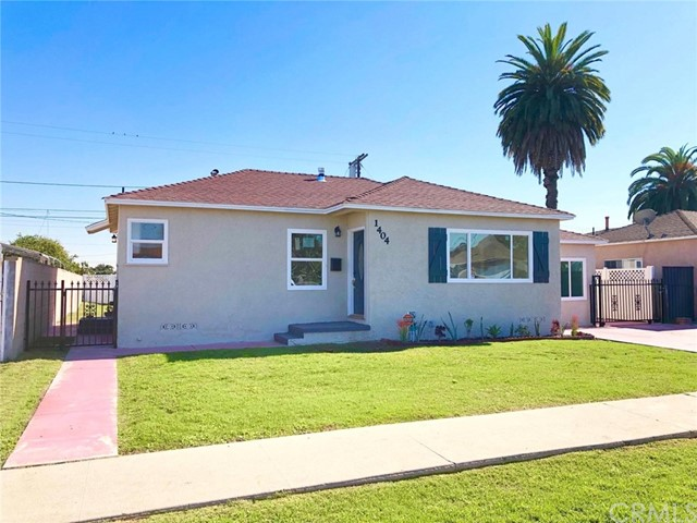 1404 S Dwight Avenue, Compton, CA 90220
