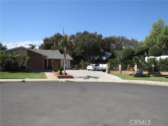 915 N Shaftesbury Avenue, San Dimas, CA 91773
