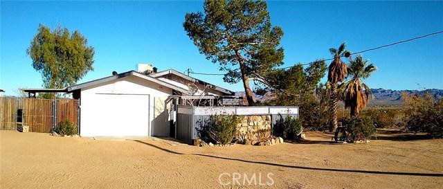 3475 Stonehill Avenue, Joshua Tree, CA 92252