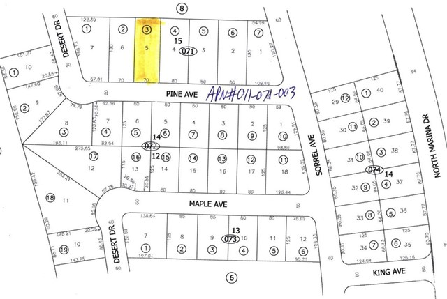 2492 Pine Avenue, Salton City, CA 92275