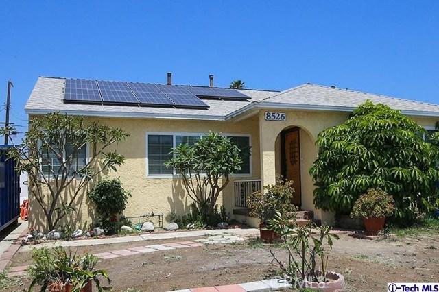 8526 Remick Avenue, Sun Valley, CA 91352