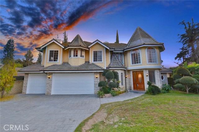 10 W Las Flores Avenue, Arcadia, CA 91007