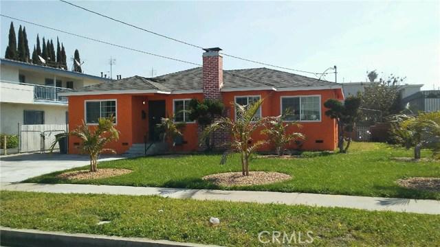 14412 S Budlong Avenue, Gardena, CA 90247