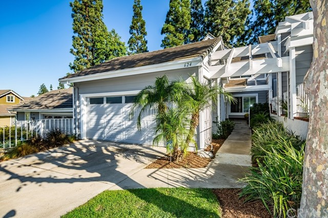 One of Custom Built Anaheim Hills Homes for Sale at 624 S Gentry Lane