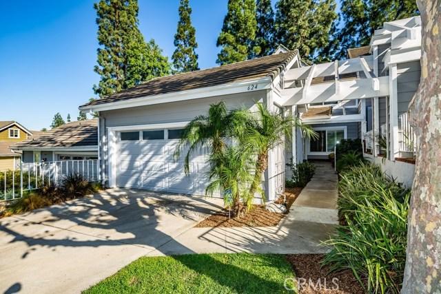 624 S Gentry Lane, Anaheim Hills, California