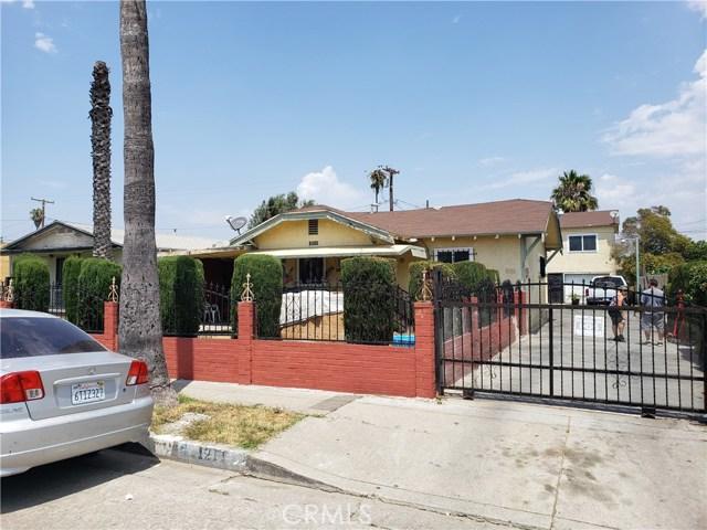 1211 W 96th Street, Los Angeles, CA 90044