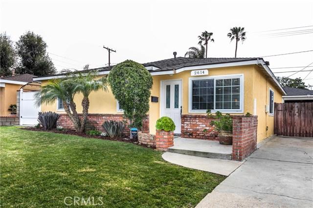 2614 184th Street, Redondo Beach, CA 90278