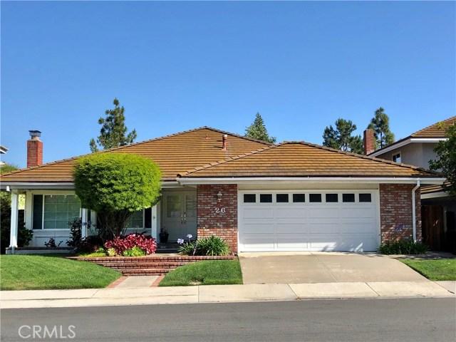 26 Silver Crescent, Irvine, CA 92603