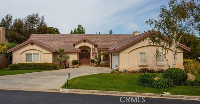 41103 Myrtle Street, Palmdale, CA 93551