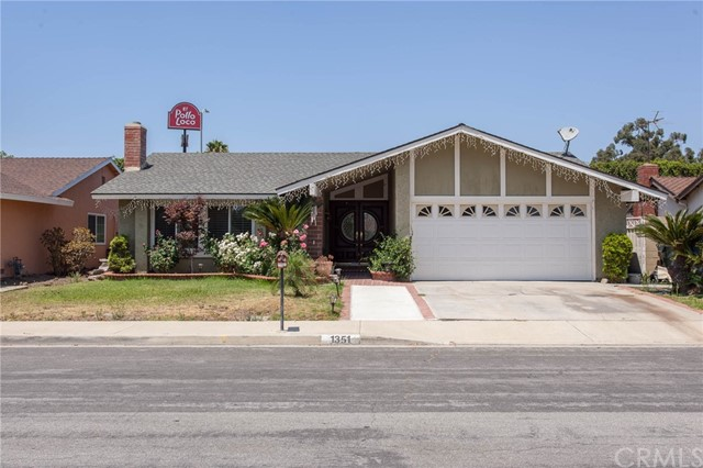 1351 Custoza Avenue, Rowland Heights, CA 91748
