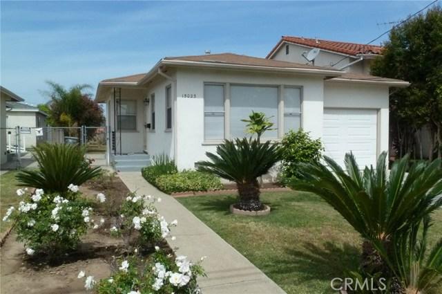 15023 Van Buren Avenue, Gardena, CA 90247