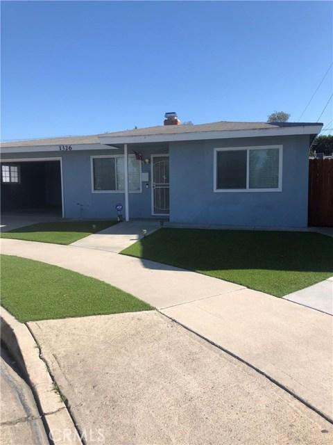 1326 E Belmont Ave, Anaheim, CA 92805