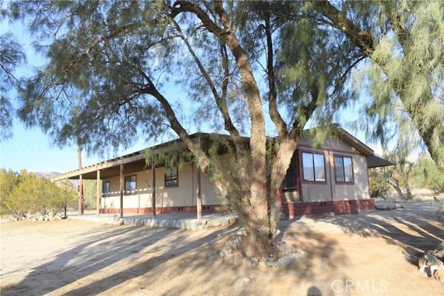 51162 Canyon Road, Morongo Valley, CA 92256