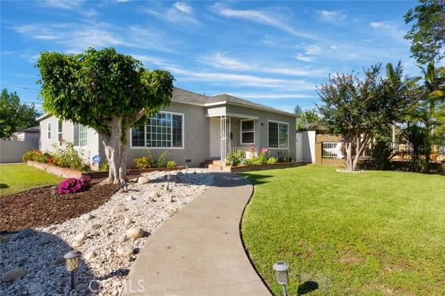 201 E Pomona Street, Santa Ana, CA 92707