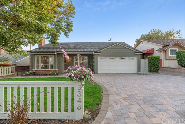 In the Crescenta Highland Jewel Block neighborhood this 3 bedroom, 1.5 bath, and permitted enclosed patio is located above Foothill Blvd. With a new paver driveway, solid oak floors, wired video security system, newer Sto finish/exterior stucco acrylic, and a Gerrad super roof you can tell the owners have put a lot of care into this beauty of a home. Walk out the kitchen door onto a Trex deck, pressure-treated lumber. Enjoy the view of the beautiful San Gabriel Mountains and on a clear day, the ocean.  All this within the Blue-Ribbon and award-winning school district. A short distance away from Clark High School and Valley View Elementary. For the lovers of the outdoors a half-mile away from Deukmejian Wilderness Park or a 10-minute drive to Angeles Crest Hwy.