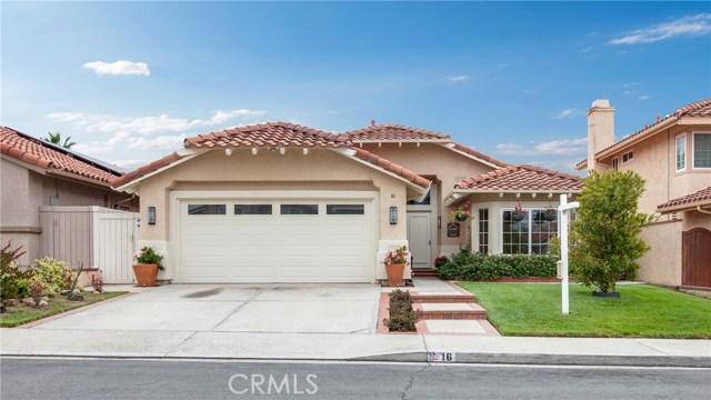 16 Via De La Mesa, Rancho Santa Margarita, CA 92688