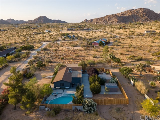 8757 Coyote Road, Joshua Tree, CA 92252