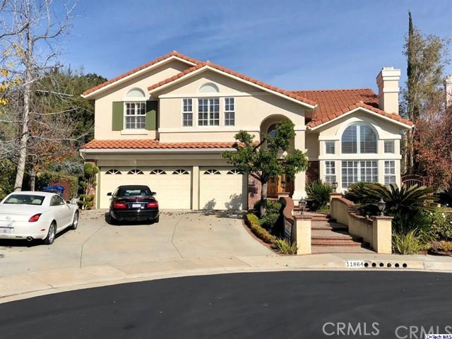 11864 Turtle Springs Lane, Porter Ranch, CA 91326