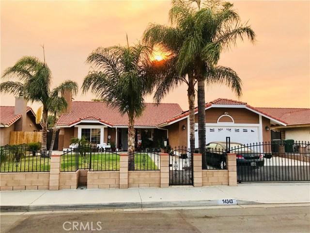 14343 Woodpark Drive, Moreno Valley, CA 92553