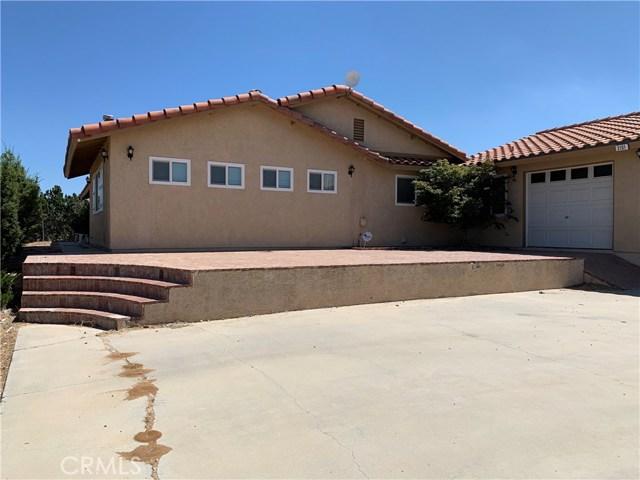 3101 Silver Ridge Drive, Pinon Hills, CA 92372