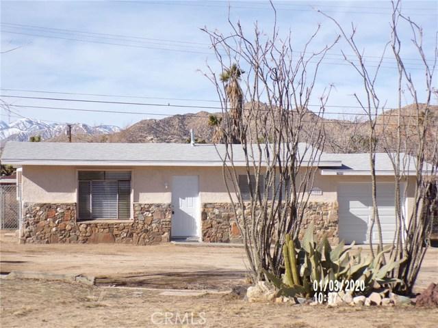 7600 Hopi, Yucca Valley, CA 92284