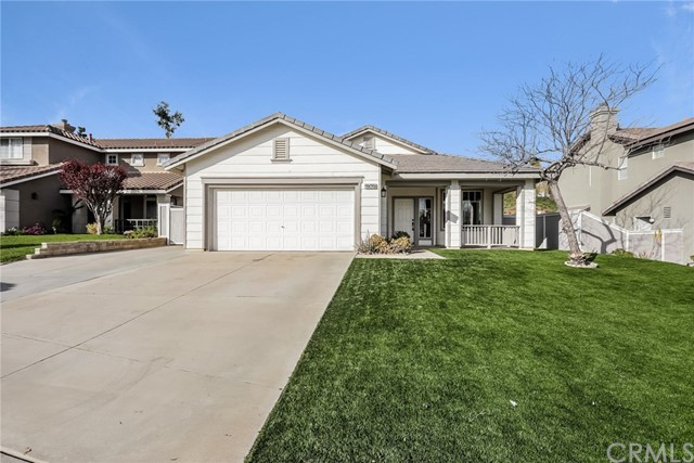 One of Single Story Corona Homes for Sale at 27507  Fallbrook Court