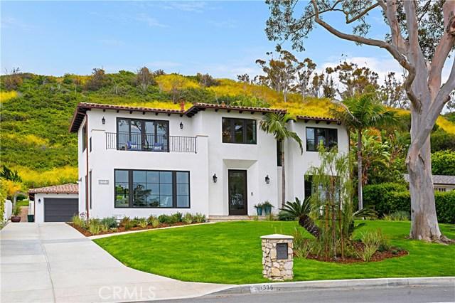 1336 Palos Verdes Drive W, Palos Verdes Estates, CA 90274