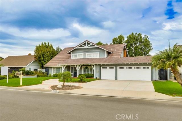 6015 E Valley Forge Drive, Orange, CA 92869
