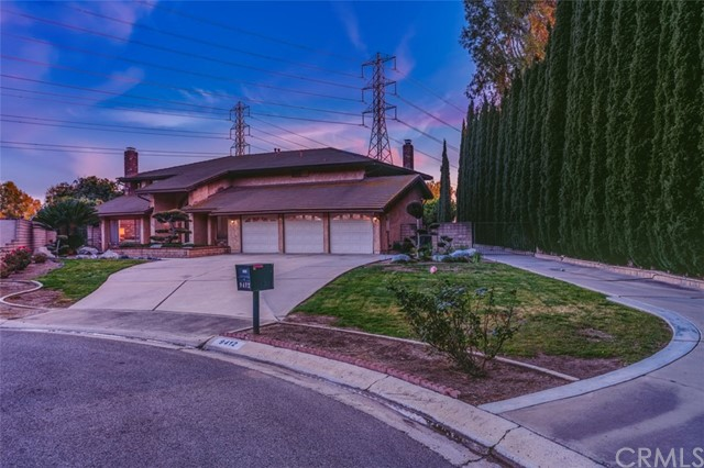 9412  Villa Vista Way, Villa Park, California