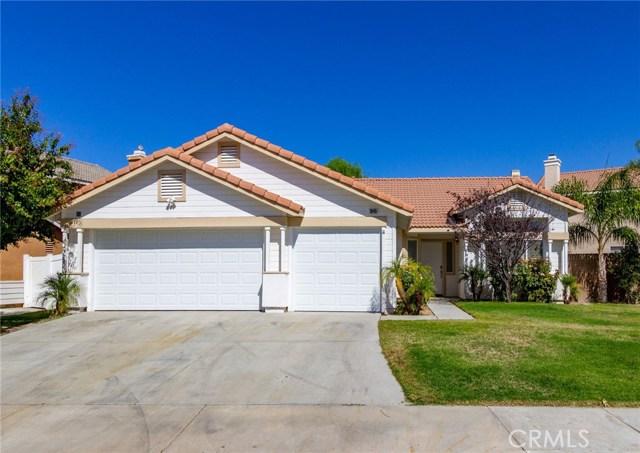 1845 Rosemont Circle, San Jacinto, CA 92583