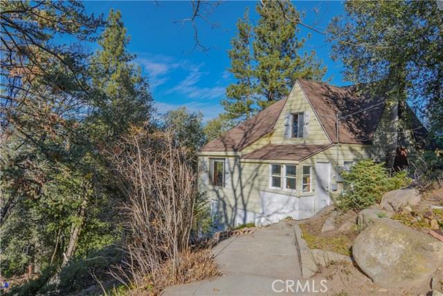 25485 Mid Lane, Twin Peaks, CA 92391