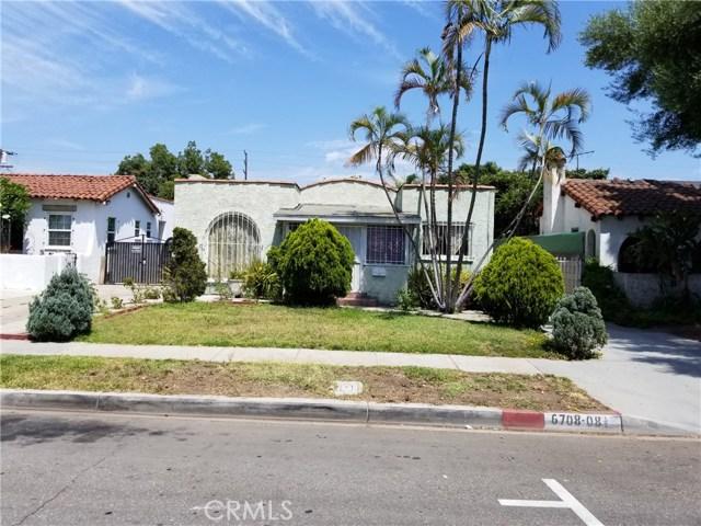 6708 Cedar Street, Huntington Park, CA 90255