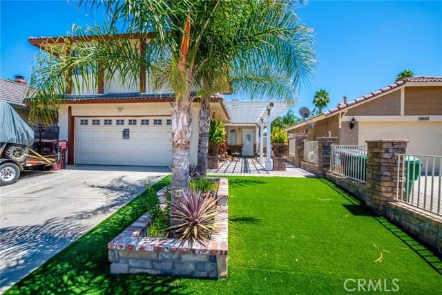 15544 Patricia Street, Moreno Valley, CA 92551