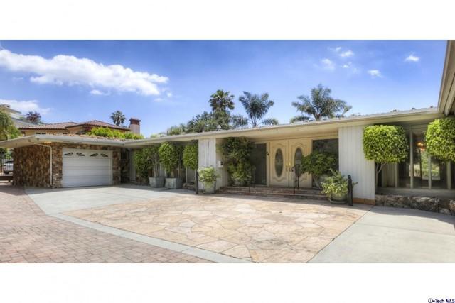 1814 Cielito Drive, Glendale, CA 91207