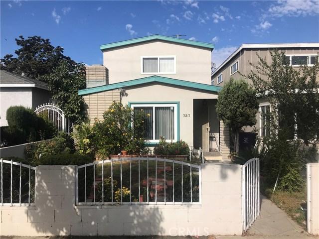 737 W Hill Street, Long Beach, CA 90806