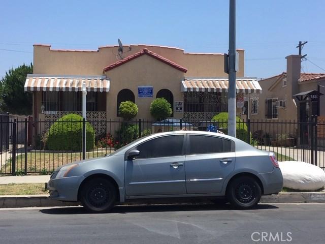 5828 8th Avenue, Los Angeles, CA 90043