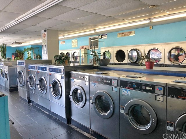 The opportunity of a Lifetime! Motivated Seller. 'Great Buy' Laundromat on a prime corner lot location of Nadeau St.. and Morton Ave. A very busy high volume location with great potential. Equipped with a full security system and flat-screen TV, the Laundromat includes immaculate Washers and Dryers. Featuring 42 Washers- That included Front Loaders and Top Loaders. Includes Heavy-duty Dryers. 2 Change Machines. The business also includes the Coke vending machine. Location run by the same owner for over 11years. It's a great opportunity best buy in the whole comparable market. 1930 NADEAU ST. LOS ANGELES, CA 90001
