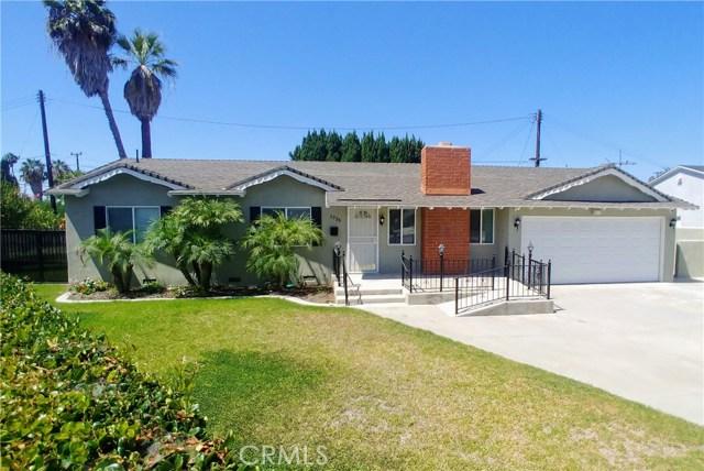 1725 S Nedra Place, Anaheim, CA 92804
