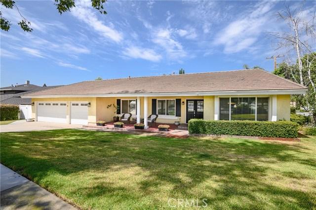2485 Bonnie Brae Avenue, Claremont, CA 91711