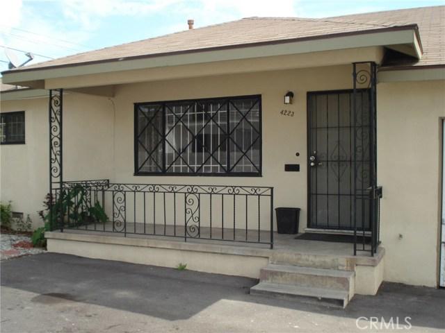 4221 Abner Street, El Sereno, CA 90032