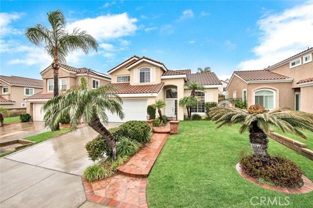 765 S Starview Court, Anaheim Hills, California