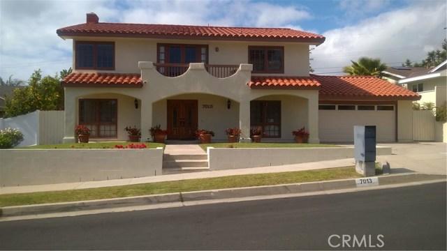 7013 Clovercliff Drive, Rancho Palos Verdes, CA 90275