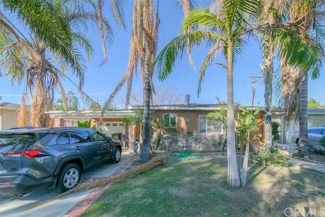 """***BANKRUPTCY TRUSTEE SALE OVERBID PROCESS***Please Read Remarks For The Offering Instructions***4BR + 2BA Single Level House In A Quiet Neighborhood, Double Door Entry, Spacious Living Room With Fireplace, C/A & Heating, Inside Laundry Room, Huge Backyard With Covered Patio & Fruit Trees, 1 Car Garage With Direct Access, To Be Sold In """"AS IS"""" Condition..."""