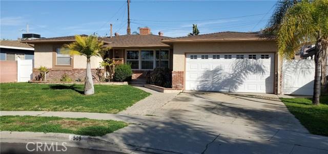 509 Wilson Circle, Placentia, CA 92870