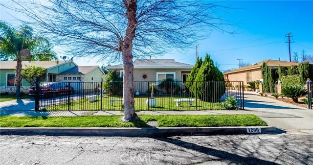 1288 Blackstone Avenue, San Bernardino, CA 92411