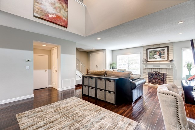 One of Townhome Yorba Linda Homes for Sale at 21157  Via Canon