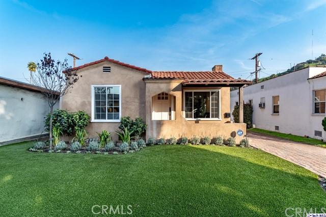 522 Zinnia Lane, Glendale, CA 91205